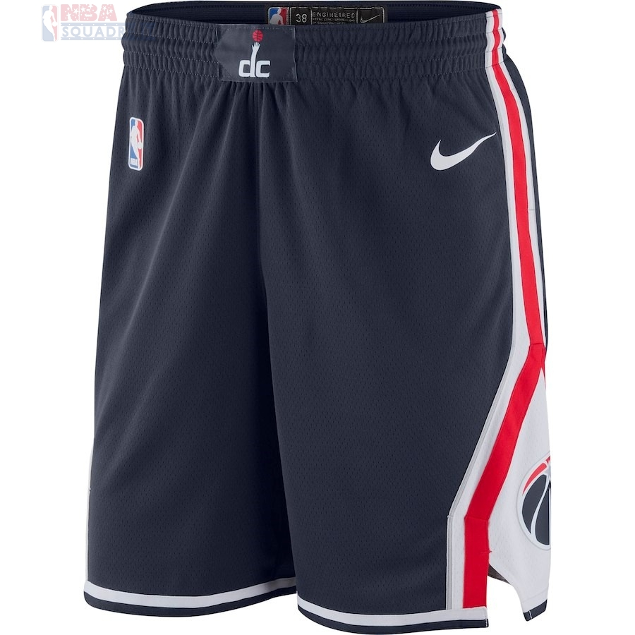 Pantaloni Basket Washington Wizards Nike Marino Statement 2018 Di Buona Qualità